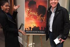 10-Brenda-Wombles-opening-night-of-Guns-of-Ava-3-11-2018-Tisha-Powell-and-Steve-Daniels